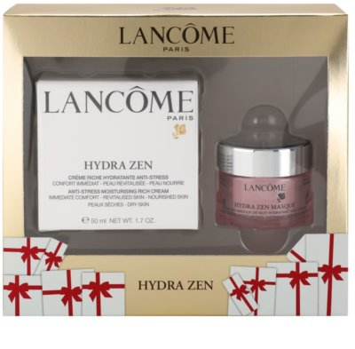 Lancome Hydra Zen lote cosmético I.