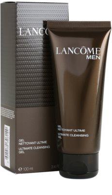 Lancome Men gel de curatare pentru toate tipurile de ten 1