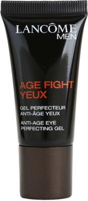 Lancome Men gel para contorno de ojos apto para pieles sensibles