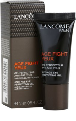 Lancome Men gel para contorno de ojos apto para pieles sensibles 1