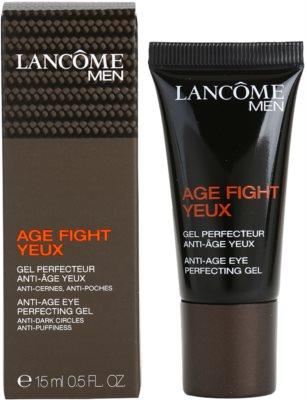 Lancome Men gel para contorno de ojos apto para pieles sensibles 2