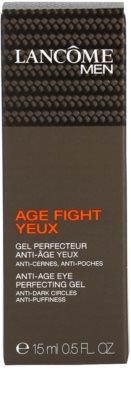 Lancome Men gel para contorno de ojos apto para pieles sensibles 3