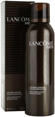 Lancome Men espuma de barbear para todos os tipos de pele inclusive sensível 2