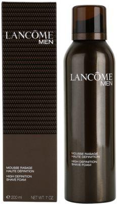 Lancome Men espuma de barbear para todos os tipos de pele inclusive sensível 3