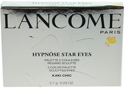 Lancome Hypnose Star paleta de sombras de ojos 2