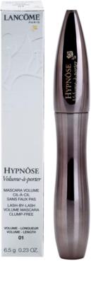 Lancome Hypnose Volume-a-porter Rimel de lunga durata pentru volum si gene curbate 2