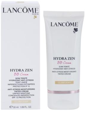 Lancome Hydra Zen Neurocalm Teinté hidratáló hatású BB krém SPF 15 1