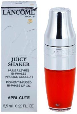 Lancome Juicy Shaker lesk na rty s pečujícími oleji 2