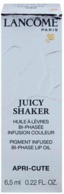 Lancome Juicy Shaker lesk na rty s pečujícími oleji 3