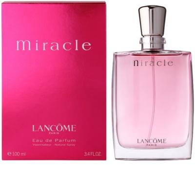 Lancome Miracle eau de parfum para mujer 1