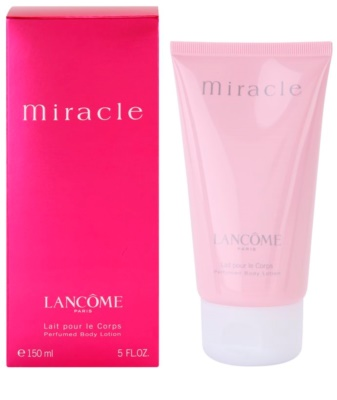 Lancome Miracle leche corporal para mujer