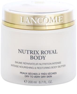Lancome Nutrix Royal intensive nährende und erneuernde Creme  für trockene und sehr trockene Haut