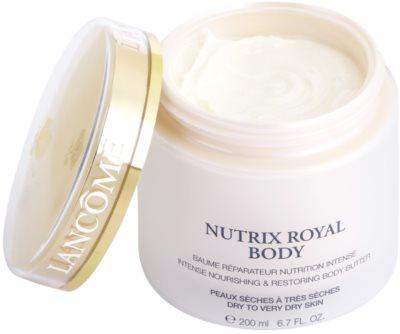 Lancome Nutrix Royal интензивен подхранващ и възстановяващ крем  за суха или много суха кожа 1