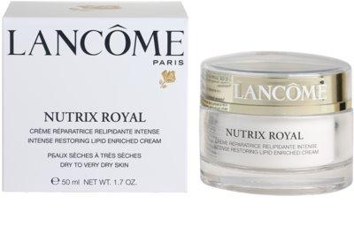 Lancome Nutrix Royal krem ochronny do skóry suchej 3