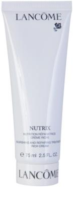 Lancome Nutrix creme de noite renovador para pele seca