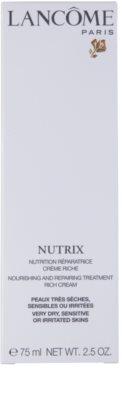 Lancome Nutrix megújító éjszakai krém száraz bőrre 2