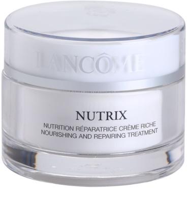 Lancome Nutrix регенериращ и хидратиращ крем за суха кожа