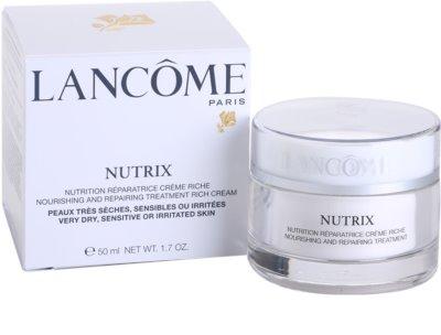 Lancome Nutrix krem regenerujący i nawilżający do skóry suchej 2