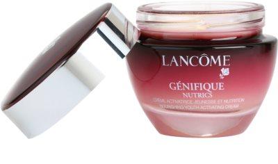 Lancome Genifique Nutrics денний омолоджуючий крем для сухої шкіри 1