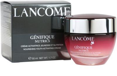 Lancome Genifique Nutrics денний омолоджуючий крем для сухої шкіри 2