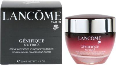 Lancome Genifique Nutrics Anti-Aging Tagescreme für trockene Haut 3
