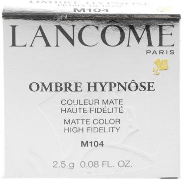 Lancome Ombre Hypnôse Matte Color Lidschatten 1