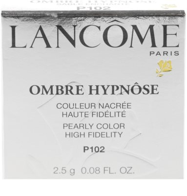 Lancome Ombre Hypnôse Pearly Color Lidschatten 1