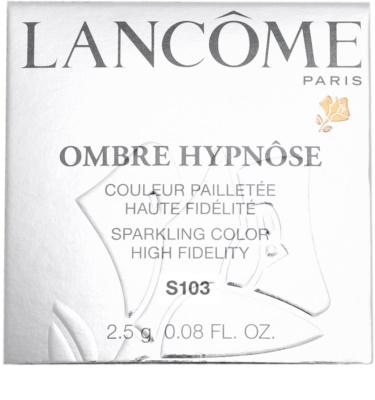 Lancome Ombre Hypnôse Sparkling Color senčila za oči 1