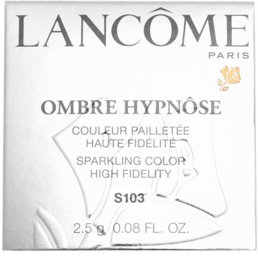 Lancome Ombre Hypnôse Sparkling Color cienie do powiek 1