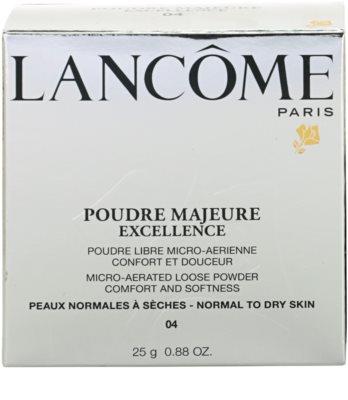 Lancome Poudre Majeure Excellence Libre pó para pele normal a seca 3