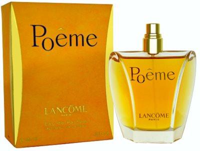 Lancome Poeme Eau De Parfum tester pentru femei