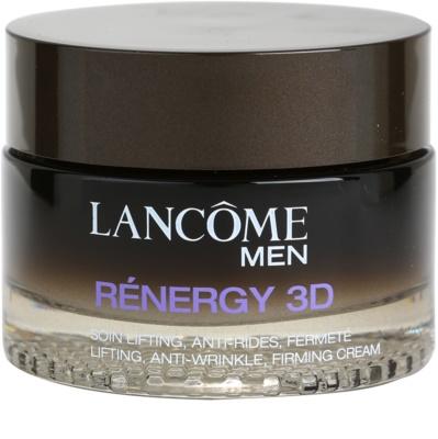Lancome Renergy 3D crema de zi pentru contur si fermitate pentru barbati