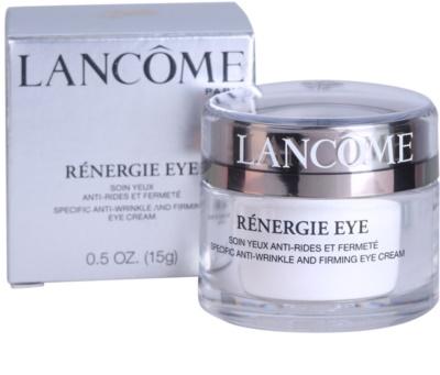 Lancome Rénergie Eye stärkende Krem gegen Falten im Augenbereich 2