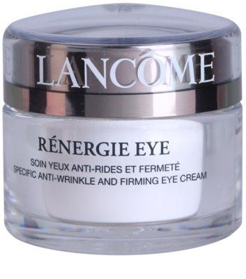 Lancome Rénergie Eye creme refirmante  contra as rugas da área dos olhos