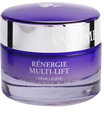 Lancome Renergie Multi-Lift creme de dia fortificante antirrugas para todos os tipos de pele