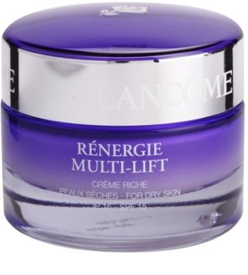 Lancome Renergie Multi-Lift crema fermitate anti-rid cu efect lifting