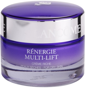 Lancome Renergie Multi-Lift festigende Anti-Faltencreme mit Lifting-Effekt
