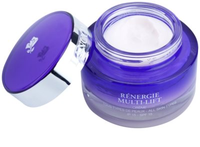 Lancome Renergie Multi-Lift liftinges bőrkisimító nappali krém SPF 15 1