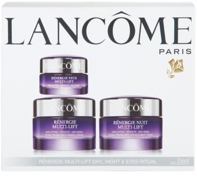 Lancome Renergie Multi-Lift Kosmetik-Set  III.