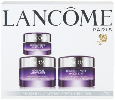 Lancome Renergie Multi-Lift kozmetični set III.