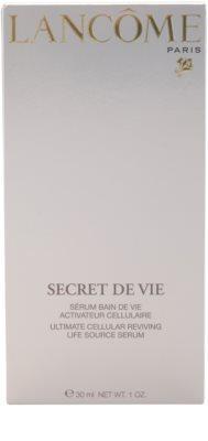 Lancome Secret de Vie das erneuernde Serum für alle Hauttypen, selbst für empfindliche Haut 5