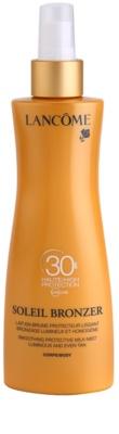 Lancome Soleil Bronzer loțiune pentru plaja  SPF 30