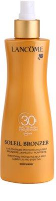 Lancome Soleil Bronzer mleczko do opalania SPF 30 1