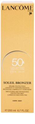 Lancome Soleil Bronzer Sonnenmilch im Spray SPF 50 3