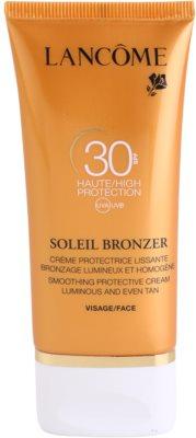 Lancome Soleil Bronzer napozókrém arcra SPF 30