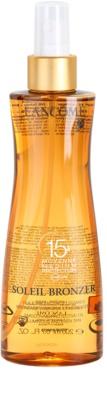 Lancome Soleil Bronzer ochranný olej SPF 15