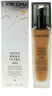 Lancome Teint Idole Ultra 24 h langanhaltendes Make-up SPF 5 2