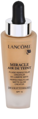 Lancome Miracle Air De Teint make-up ultra light pentru un look natural
