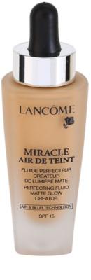 Lancome Miracle Air De Teint ультра легкий тональний крем для природнього вигляду