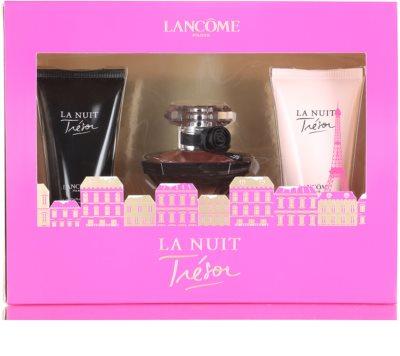 Lancome La Nuit Trésor zestaw upominkowy